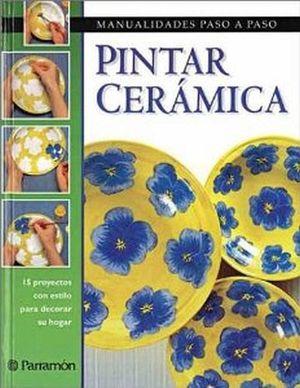 PINTAR CERAMICA  (MANUALIDADES)