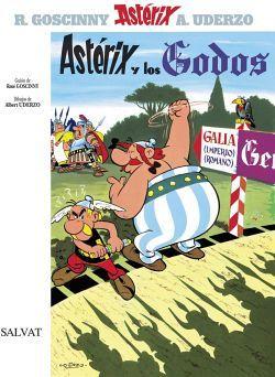 ASTERIX NO.  3 -ASTERIX Y LOS GODOS-