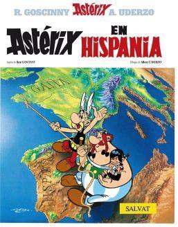 ASTERIX NO. 14 -ASTERIX EN HISPANIA-