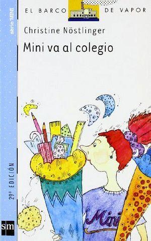 MINI VA AL COLEGIO             (BARCO DE VAPOR)