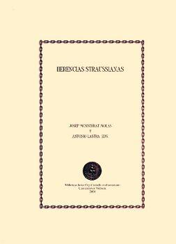 HERENCIAS STRAUSSIANAS