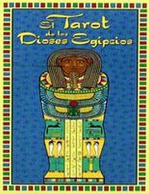 TAROT DE LOS DIOSES EGIPCIOS, EL (BARAJA)