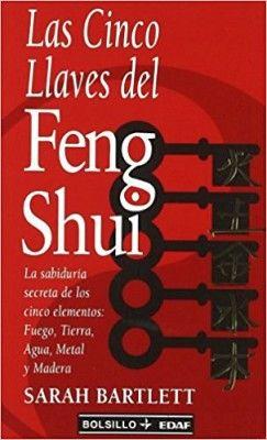CINCO LLAVES DEL FENG SHUI