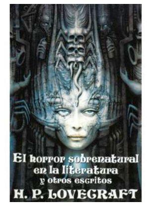 HORROR SOBRENATURAL EN LA LITERATURA Y OTROS ESCRITOS