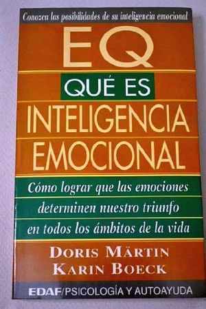 EQ. QUE ES INTELIGENCIA EMOCIONAL  (COL.IMPROVE)