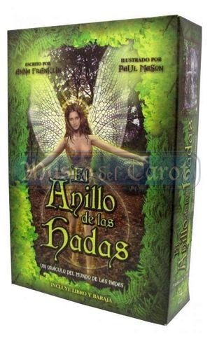 ANILLO DE LAS HADAS, EL   (LIBRO Y BARAJA)