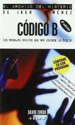 CODIGO B  C/CD -MENSAJES OCULTOS QUE NOS ESCONDE LA BIBLIA-