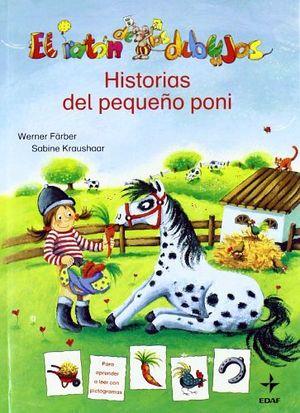 RATON DE LOS DIBUJOS, EL -HISTORIAS DEL PEQUEÑO PONI-