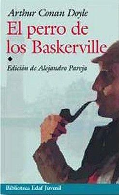 PERRO DE LOS BASKERVILLE, EL  -BIBLIOTECA EDAF JUVENIL-