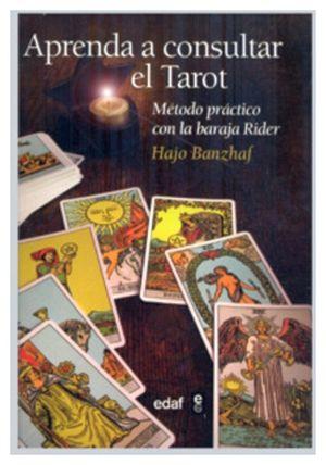 APRENDA A CONSULTAR EL TAROT (LIBRO + BARAJA)