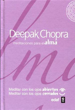 MEDITACIONES PARA EL ALMA                (EMP.)