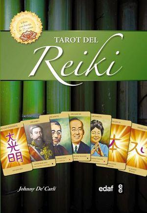 TAROT DEL REIKI (ESTUCHE C/LIBRO/BARAJA)
