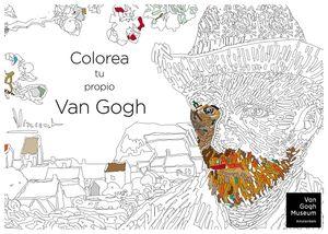 COLOREA TU PROPIO VAN GOGH 2ED.