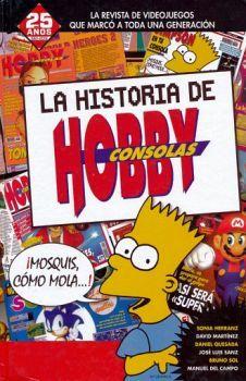 HISTORIA DE HOBBY CONSOLAS, LA            (EMPASTADO)