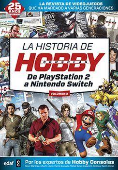 HISTORIA DE HOBBY CONSOLAS, LA  VOL.2     (EMPASTADO)