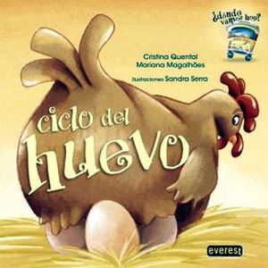 CICLO DEL HUEVO          (COL. ¿DONDE VAMOS HOY?)