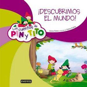 DESCUBRIMOS EL MUNDO             (COL. LOS CUENTOS DE PIN Y TITO)