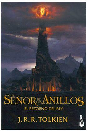 SEÑOR DE LOS ANILLOS III, EL (PORTADA DE PELICULA)    (MINOTAURO)