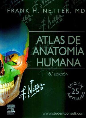 ATLAS DE ANATOMIA HUMANA 6ED.