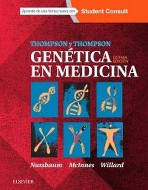 GENETICA EN MEDICINA 8ED. (C/STUDENT CONSULT)