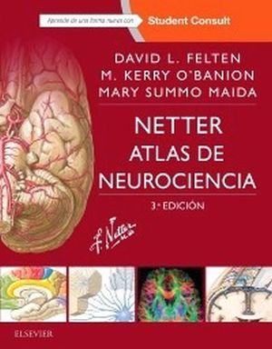 NETTER ATLAS DE NEUROCIENCIA 3ED.