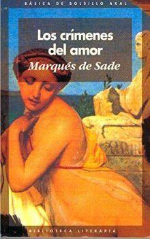CRIMENES DEL AMOR, LOS               (BIBLIOTECA LITERARIA/6)