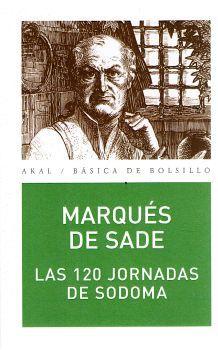 120 JORNADAS DE SODOMA, LAS          (AKAL/BASICA DE BOLSILLO/88)