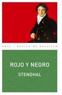 ROJO Y NEGRO      (COL.BASICA DE BOLSILLO)