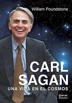 CARL SAGAN -UNA VIDA EN EL COSMOS-        (EMPASTADO)