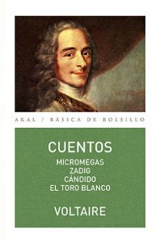 CUENTOS -MICROMEGAS/ZADIG/CANDIDO/TORO BLANCO- (BOLSILLO)