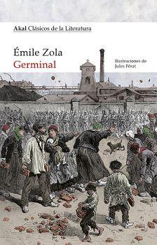 GERMINAL                           (CLASICOS DE LA LITERATURA/13)