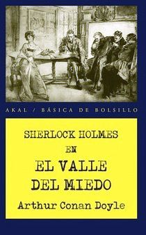 SHERLOCK HOLMES EN EL VALLE DEL MIEDO     (BASICA DE BOLSILLO)