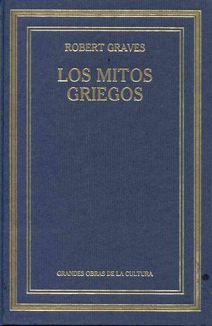 MITOS GRIEGOS, LOS (EMPASTADO)