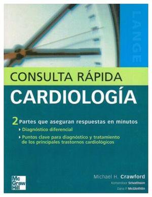 LANGE CONSULTA RAPIDA, CARDIOLOGIA