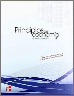 PRINCIPIOS DE ECONOMIA 4ED.