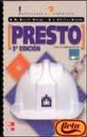 PRESTO, INICIACION Y REFERENCIA 3ED.