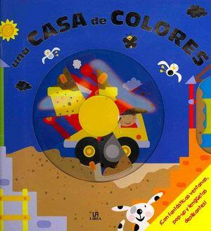UNA CASA DE COLORES
