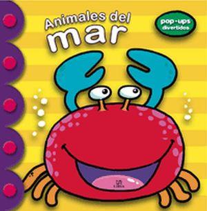 ANIMALES DEL MAR POP-UPS DIVERTIDOS