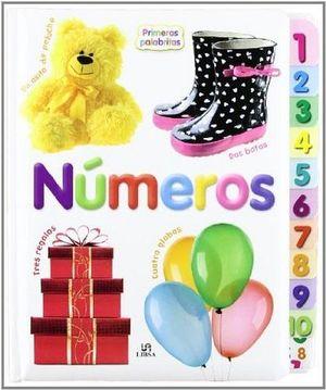 NUMEROS      (COL. PRIMERAS PALABRITAS)