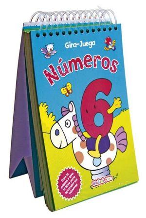 NUMEROS (GIRA-JUEGA)