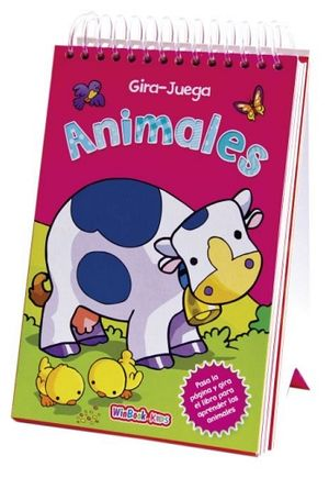 ANIMALES (GIRA-JUEGA)