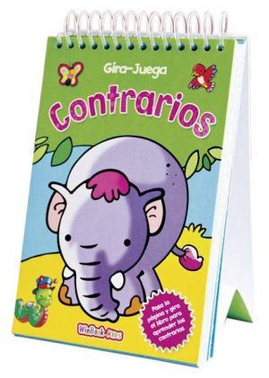 CONTRARIOS (GIRA-JUEGA)