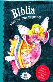 BIBLIA PARA LOS MAS PEQUEÑOS              (C/3 LIBROS)