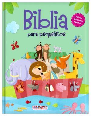 BIBLIA PARA PEQUEÑITOS                    (EMPASTADO)