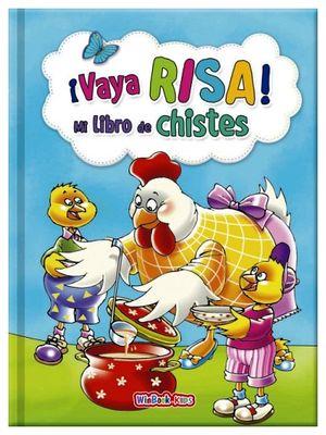 VAYA RISA! -MI LIBRO DE CHISTES-          (EMPASTADO)