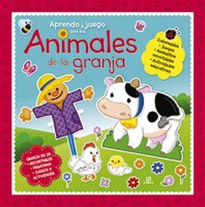 APRENDO Y JUEGO CON LOS ANIMALES DE LA GRANJA