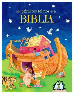 MIS PRIMEROS RELATOS DE LA BIBLIA         (EMPASTADO)