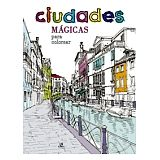 CIUDADES MAGICAS PARA COLOREAR