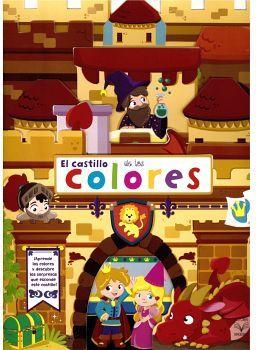 CASTILLO DE LOS COLORES, EL    (LIBROS EN 3D P/APRENDER)