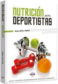 NUTRICION PARA DEPORTISTAS                (EMPASTADO)